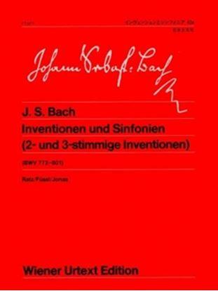 36bc05a6fc06b ウィーン原典版042a バッハ インヴェンションとシンフォニア