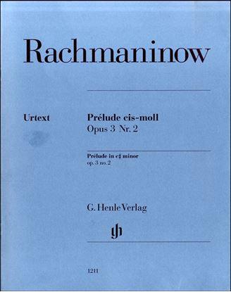 (1211)ラフマニノフ、SERGEI:前奏曲 嬰ハ短調OP.3第2番 の画像