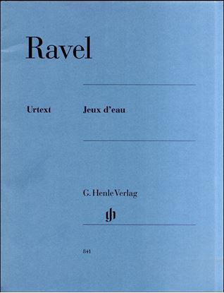 (841)ラヴェル 水の戯れ の画像