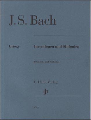 (1589)運指無シェイデラー編バッハインヴェンションとシンフォニア の画像