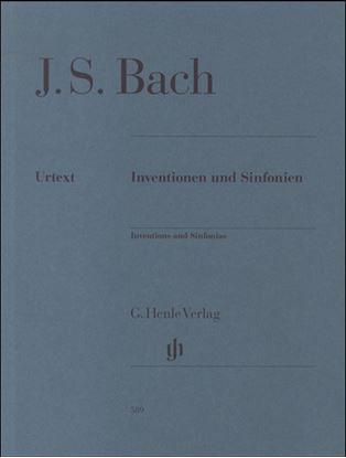 (589)運指付シェイデラー編バッハインヴェンションとシンフォニア の画像