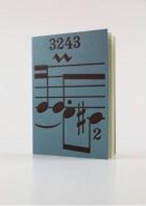 ヘンレメッセージカード 封筒付(Music) の画像