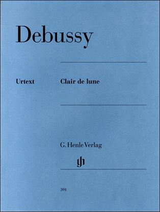 (391)ドビュッシー 月の光 の画像