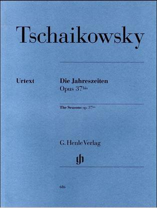 (616)チャイコフスキー 四季 Op.37 の画像