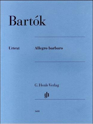 (1400)バルトーク アレグロ バルバロ の画像