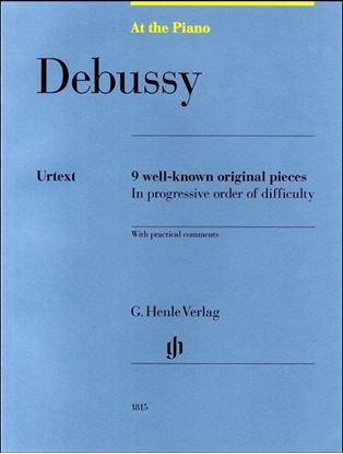 (1815)ドビュッシー ドビュッシーの有名な9のピアノ小品 の画像