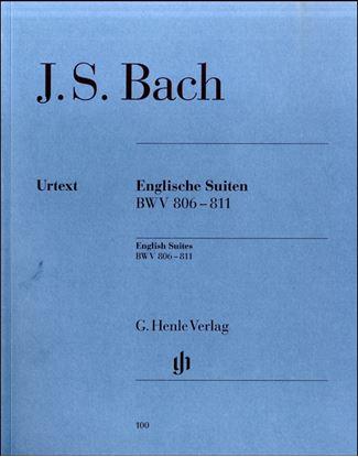 (100)バッハ イギリス組曲 の画像