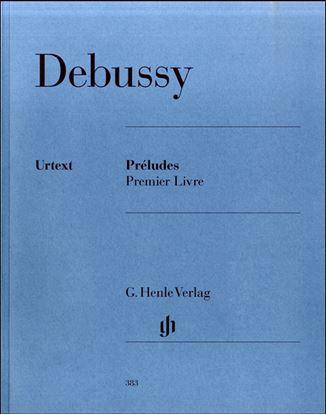 (383)ドビュッシー プレリュード集(1) の画像