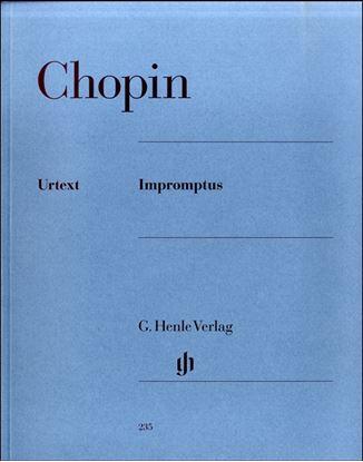 (235)ショパン 即興曲集 の画像