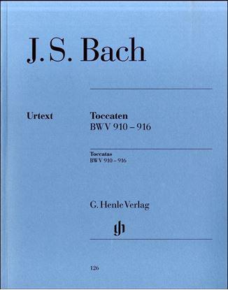 (126)バッハ トッカータ集 の画像