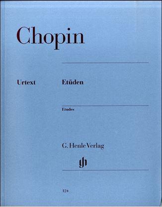 (124)ショパン エチュード集 の画像