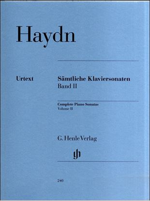 (240)ハイドン ピアノソナタ集(2) の画像