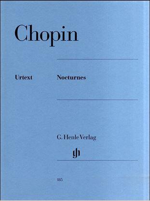 (185)ショパン ノクターン集 の画像