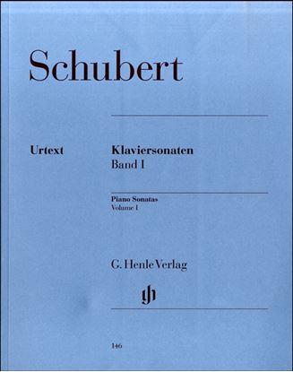 (146)シューベルト ピアノソナタ集(1) の画像