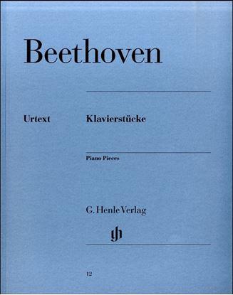 (12)ベートーヴェン ピアノ小品集 の画像