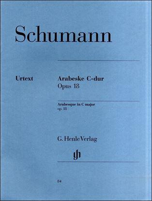 (84)シューマン アラベスク ハ長調 Op.18 の画像
