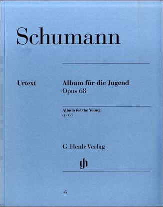 (45)シューマン ユーゲントアルバム Op.68 の画像