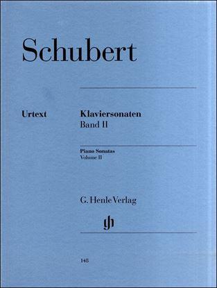 (148)シューベルト ピアノソナタ集(2) の画像