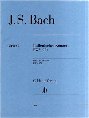 (160)バッハ イタリア協奏曲 ヘ長調 BWV 971/原典版 の画像
