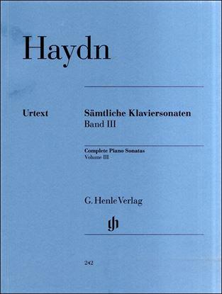 (242)ハイドン ピアノソナタ集(3) の画像