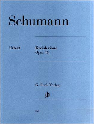 (253)シューマン クライスレリアーナ Op.16/原典版 の画像