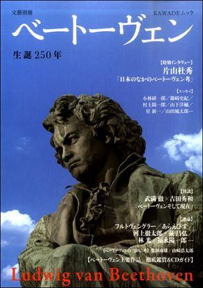 文藝別冊 ベートーヴェン 生誕250年 の画像